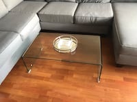 **Tempered Glass Coffee Table** Yonkers, 10701