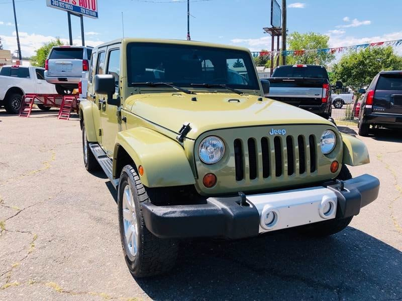 Jeep Wrangler Unlimited 2013 2