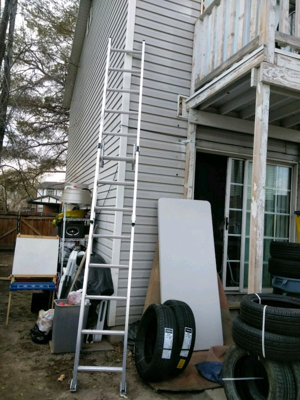 New ladder 16' ft $110