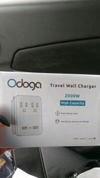 Odoga travel wall charger adapter Caledon, L7E 4Z7