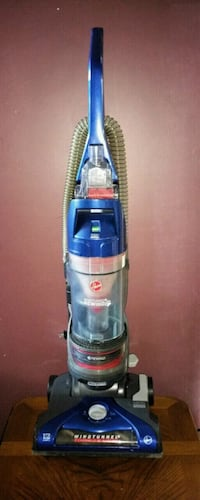 blue and gray Hoover upright vacuum cleaner Ephrata, 17522