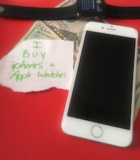 silver iPhone 6 with box Hagerstown, 21742