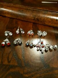 Earrings all for 1$ Harlingen