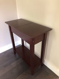 2 End Tables with storage  Norfolk, 02056
