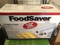 FOOD SAVER, new in box with extra bags Phoenix, 85016
