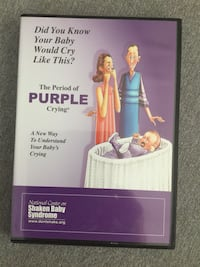 The Period of Purple Crying DVD