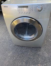 Samsung washer and dryer perfect working condition both for $600 Used  Oakville, L6L 5E9