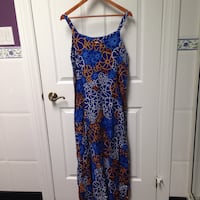 Brand new with tags ladies size Large Sula dresses Toronto, M8Z 3Z7