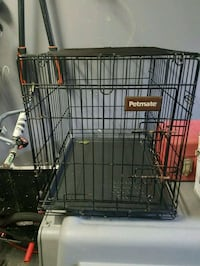 Steel Pet Crate ($20) Used Mississauga, L5M 6A7