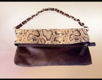 Brand new leather shoulder bag  Alexandria, 22304