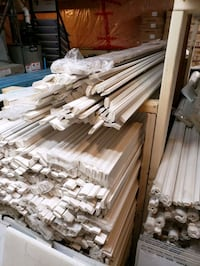 Door stop wood 8f $2.50pcs Toronto, M1B 3E6
