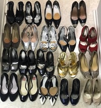 women's assorted pairs of shoes size 6.5 for all Markham, L6C 1R7