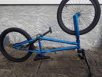 blue and black BMX bike Brooklyn, 21225