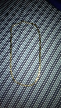 Gold chain (plated)