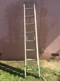 gray and green metal ladder Covina, 91723
