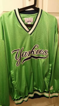 New York Yankees pullover Large