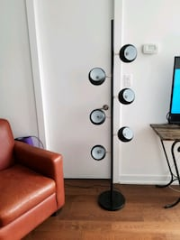 Multiple Globe Floor Lamp Toronto, M5V 0G8