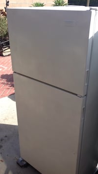 gray top-mount refrigerator Buena Park, 90620