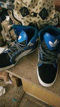 Adidas size 12 shoes Tempe