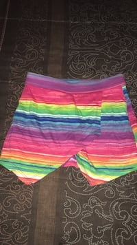 Girls striped skort. Halifax, B3T 1S7