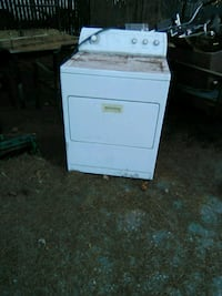 white front-load clothes washer San Jose, 95116