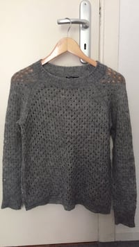 Mango Grey Woman Pullover 6418 km