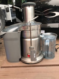Breville Professional Juicer BURNABY