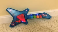Light up boys guitar