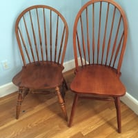 Side Chairs $17 Haverhill, 01830