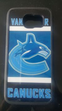 Canuck phone case for Samsung S6 Toronto, M2N 0A2