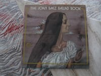 THE JOAN BAEZ BALLAD BOOK-2 LP, 1972 French Import, Vanguard Gatefold VSD-41/42  TORONTO
