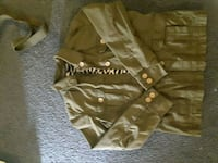 Liz claiborne green jacket and 2 purses Calgary, T3E 0E8