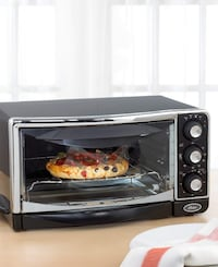 Used Oster Toaster Oven 6 slices