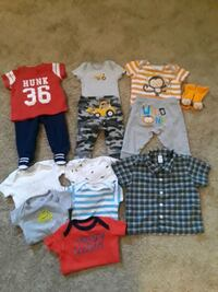 Baby boy clothing lot. Size 3-6 months.  Eagleville, 19403