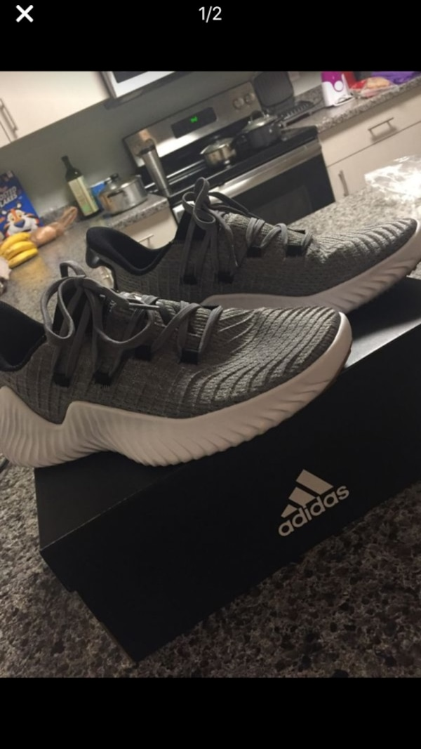 49d2a4ec5 Used Adidas alphabounce trainer size 7.5 for sale in Bothell - letgo