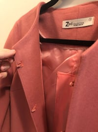 Coat with lining size M-L Vancouver, V6T 2H4