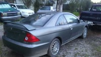gray coupe Nitro, 25143