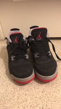 Air Jordan 4 Retro Og Ps 2019 Size 7 used once