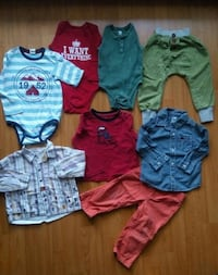 Boy clothes, 1.5-2 years