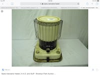 Heater for camping or cottage Boisbriand, J7G 3C4