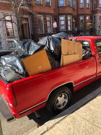 Vanderhall Moving & Hauling/Trash&Junk removal. Baltimore