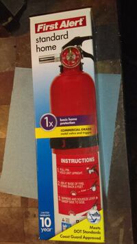Fire extinguisher  Hagerstown, 21740