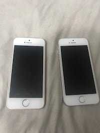 iPhone 5s 32gb unlocked for any carrier $120 Each