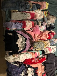 Huge Lot!! Baby girl clothing size 12-18 months Calgary, T2K 4S1