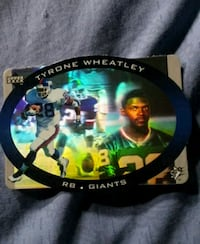 UPPERDECK SPx TYRONE WHEATLEY #30