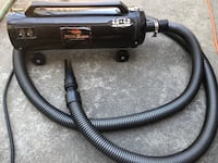 Air Force Master blaster car and bike dryer
