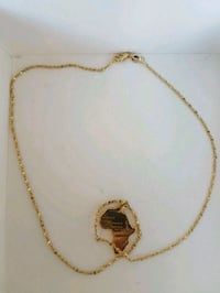 10kt yellow gold, chain and necklace..and pendant Toronto, M5B 2C2