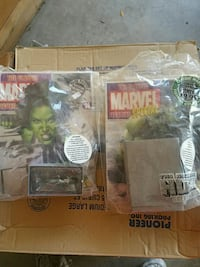 Marvel classic figures Cathedral City, 92234