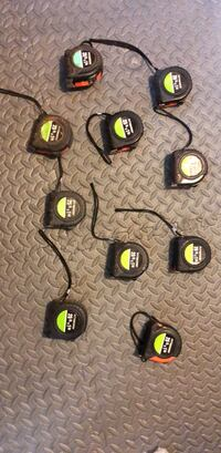 10 Tape measures  Corona, 92879