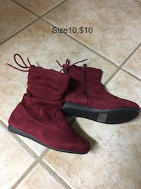 Girls Brandnew and Barely used shoes
